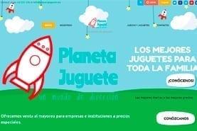 Planeta Juguete, un mundo de diversión